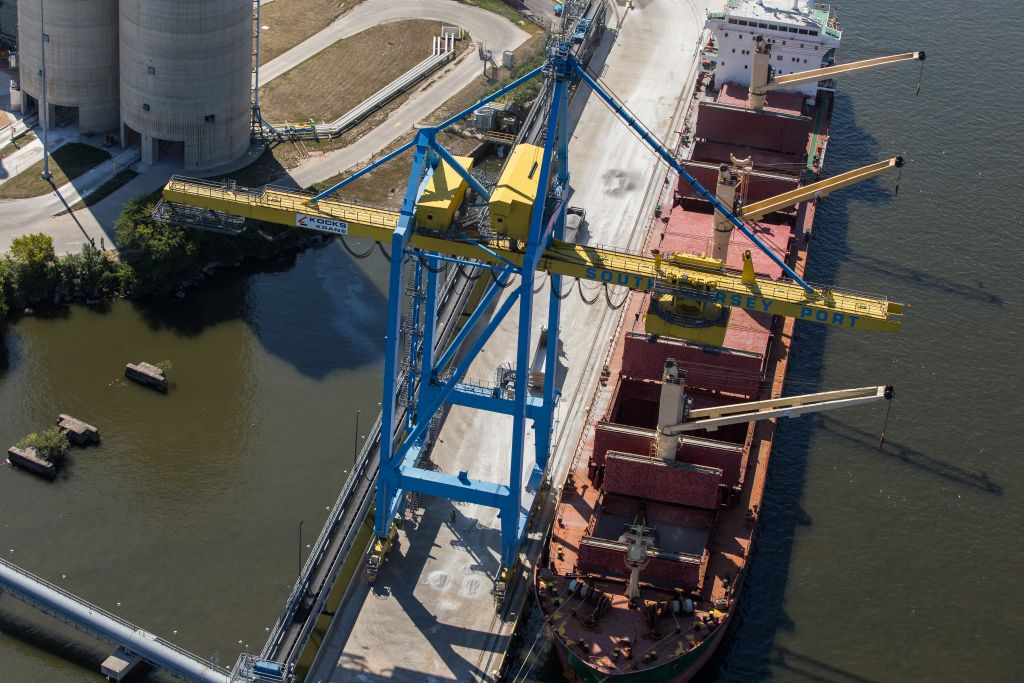 Gallery – South Jersey Port Corporation
